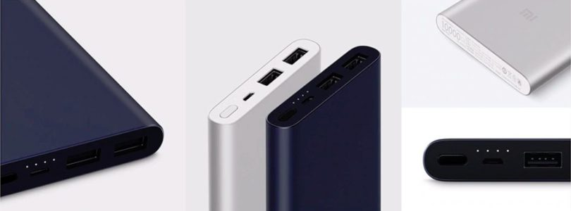 Xiaomi Power Bank 18 Вт 10000 мАч